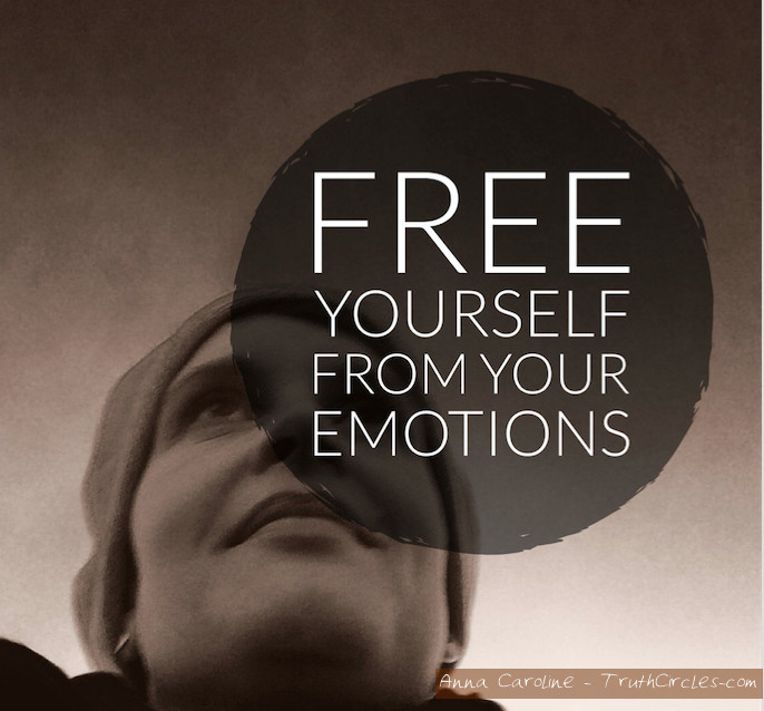 Free yourself from emotions