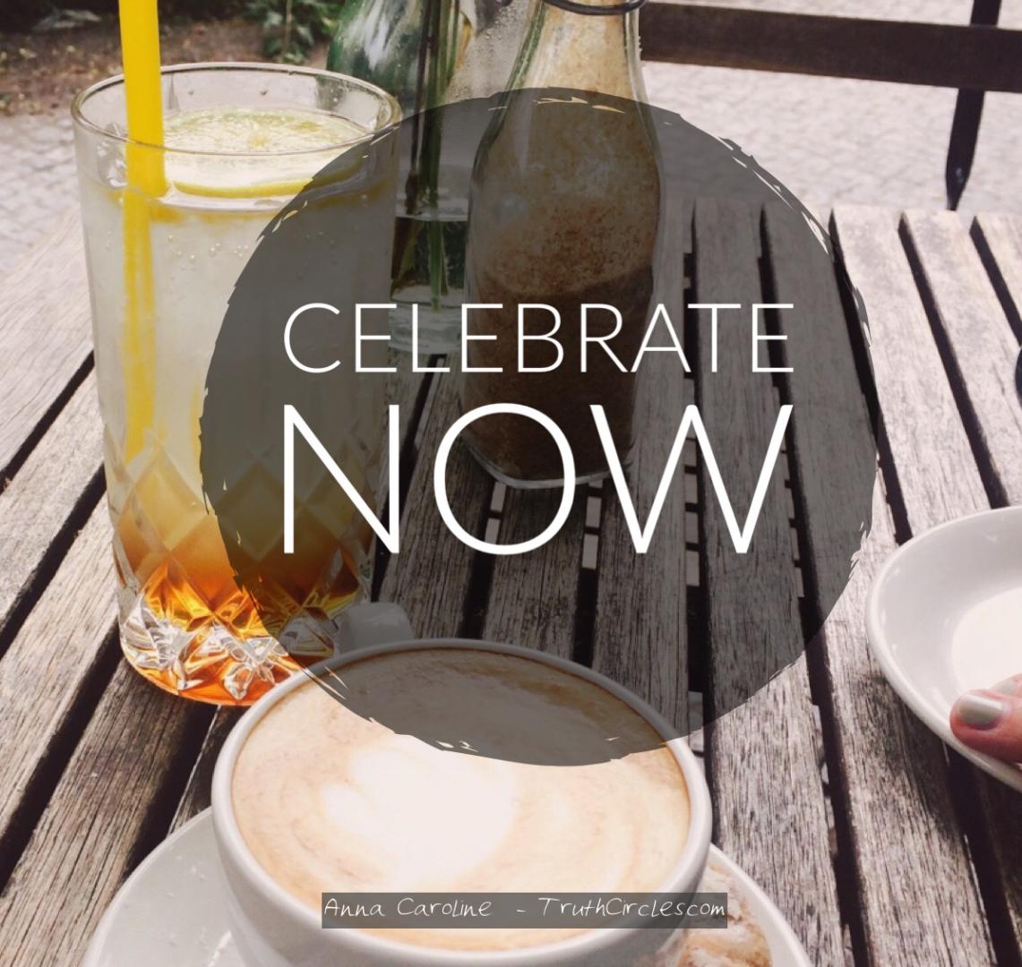 Celebrate Now
