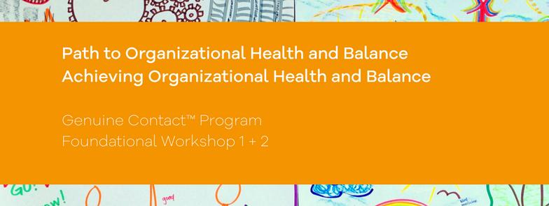 Path to Organizational Health and Balance (3)