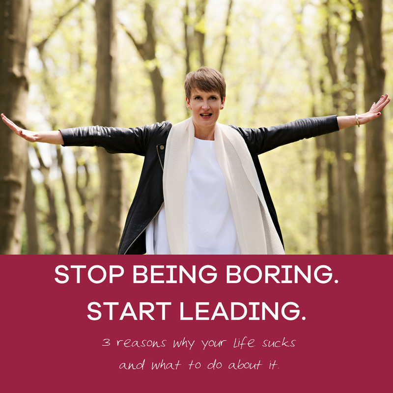 Social Media STOP BEING BORING. START LEADING. (2)