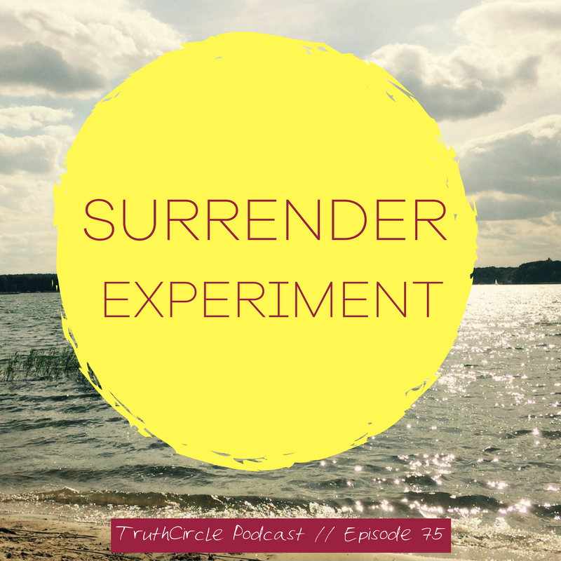 Surrender Experiement